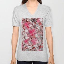 Cherry Tiles Unisex V-Neck
