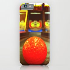 Skee ball fun iPhone 6s Slim Case