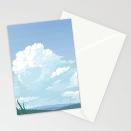 Cloudfront Stationery Cards