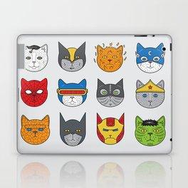Super Cats Laptop & iPad Skin