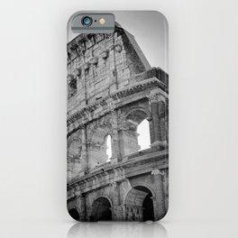 Coliseum Rome. Italy 72 iPhone Case
