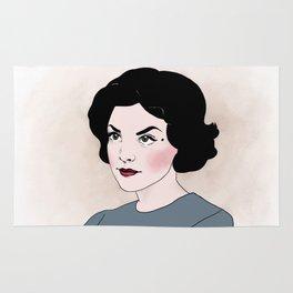 Audrey Horne Rug