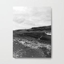 Desolate World Metal Print