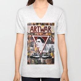 ARTWAR Unisex V-Neck