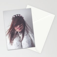 Underneath Her Skin Stationery Cards