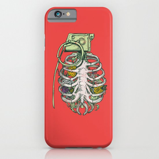 Grenade Garden iPhone & iPod Case