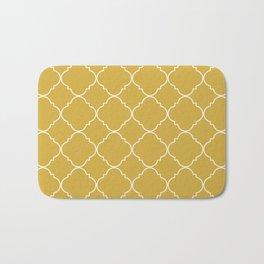Yellow Moroccan Bath Mat
