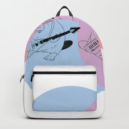 Keytar Platypus BPR Backpack