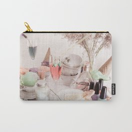 Ice Cream Tea Carry-All Pouch