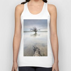 Roots and trees... Unisex Tank Top
