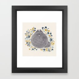 Ron ron Framed Art Print