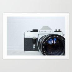 Film Camera 2 Art Print