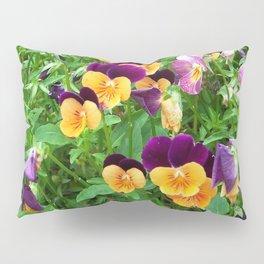 Petunias in a Pot Pillow Sham