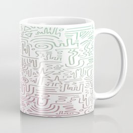 Watermelon Galaxy Coffee Mug