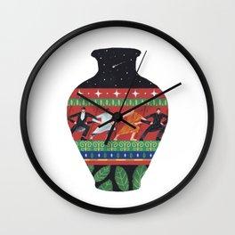 Coexist Culture Wall Clock