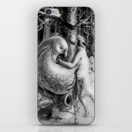 The shelter iPhone Skin