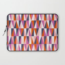 a harlequin party in pink! Laptop Sleeve