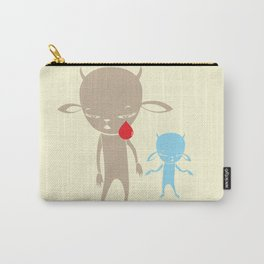 DONT BE CRUEL JUST WANNA BE YOUR BUDDY Carry-All Pouch