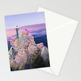 crstl mtn Stationery Cards