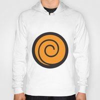 naruto Hoodies featuring Naruto Suit by bivisual