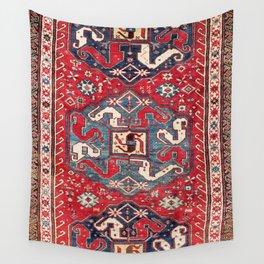 Chondzoresk Karabagh South Caucasus Rug Print Wall Tapestry