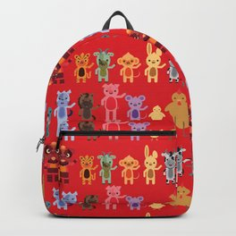 Chinese Zodiac - Year of the Goat Backpack