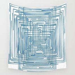 Frame on Frame Wall Tapestry