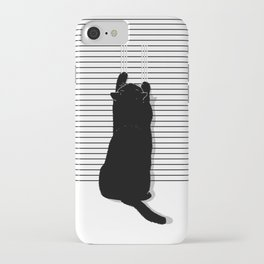 Cat Scratch iPhone Case