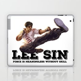 LEE SIN - League of Legends [marker sketch] Laptop & iPad Skin