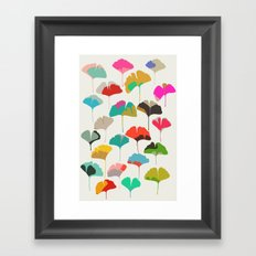 ginkgo 2 Framed Art Print