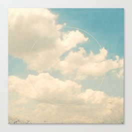 Laugh at the Sky Canvas Print