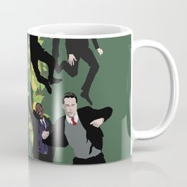 12 Days of Christmas: Ten Lords A Leaping Coffee Mug