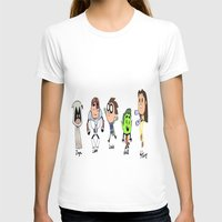 teen titans T-shirts featuring one direction as the teen titans by Muggle Merch