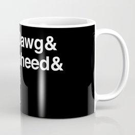 Phife Dawg & Ali Shaheed & Q-Tip & Jarobi. Coffee Mug