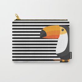 TOUCAN tropical toucans Carry-All Pouch