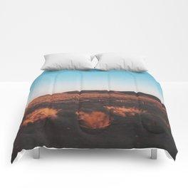 Desert Tranquility Comforters
