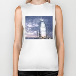 The Pride Of Dubai Biker Tank
