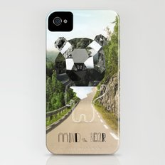Mind the Bear! iPhone (4, 4s) Slim Case