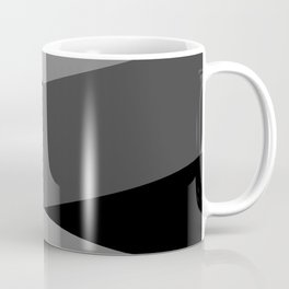 Gray Letter Day Coffee Mug