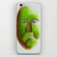 grumpy iPhone & iPod Skins featuring Grumpy by Stro