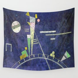 Wassily Kandinsky Fragile Wall Tapestry