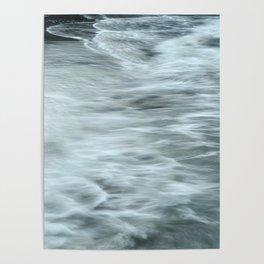Water Patterns Poster