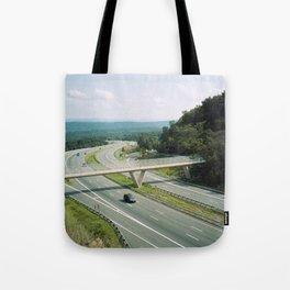 Interstate 68 1 Tote Bag