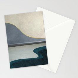 Minimal Landscape 05 Stationery Cards