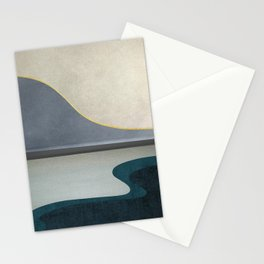 Minimal Landscape 05 Stationery Cards