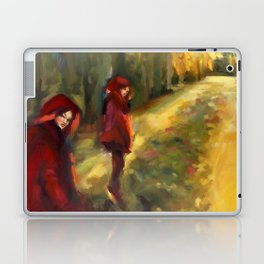 Agnes - Autumn Laptop & iPad Skin