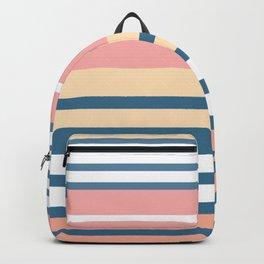 Bronte Stripe Backpack