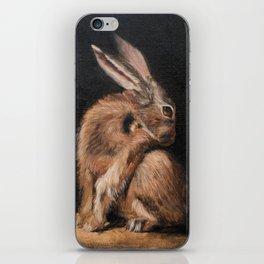 hare iPhone Skin
