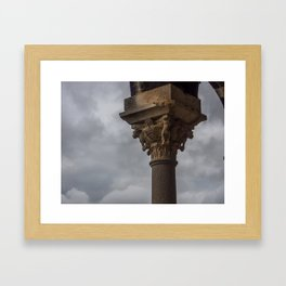 Saccargia church #2 Framed Art Print