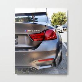 M4 GTS Metal Print